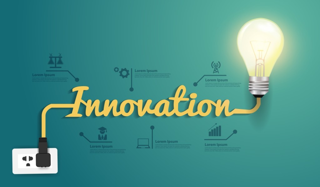 イノベーションを起こすには、まずInventしよう。